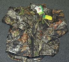 Camuflaje Mossy Oak ruptura Aislado Parka Abrigo Chaqueta de caza camuflaje para hombre
