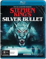 Stephen King's Silver Bullet [New Blu-ray] Australia - Import