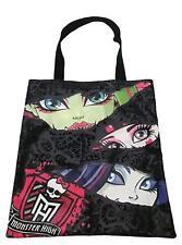 Monster High Shopping Bag Tote Shopper Shoulder Bag Official Licensed
