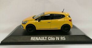 Renault Clio RS 1:43 Scale Model Renaultsport