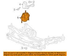 Chevrolet GM OEM 2015 Corvette-Engine Motor Mount Torque Strut 23187454