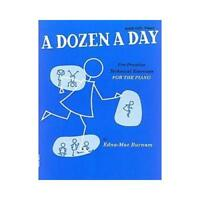 Dozen A Day by BURNAM E-M