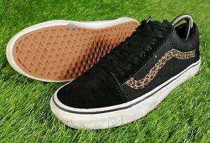 Vans Low Top Suede Shoes Trainers UK Size 6 EU 39