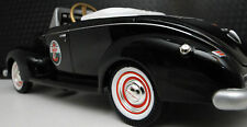 Pedal Car Rare 1930s Ford Vintage Hot Rod Sport Midget Metal Show Model Art