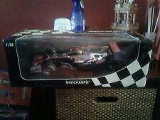Minichamps 1:18 1/18 Mclaren Mercedes MP4-21 J P Montoya 2006