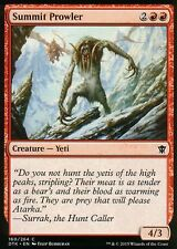 4x Summit Prowler | NM/M | Dragons of Tarkir | Magic MTG