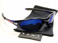 OAKLEY MINUTE SHOOTING STAR CRYSTAL BLUE SONNENBRILLE SCAR TWENTY JULIET ROMEO X