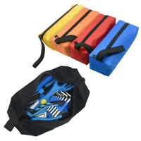 Electrician Zipper Storage Tool Bag Pouch Organize Small Parts Hand Tool~~-