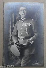 Original sanke aviateur photo AK 361 lieutenant IMMELMANN