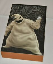 Oogie Boogie Wooden Table Halloween Decor Nightmare Before Christmas 8 x 5  NEW
