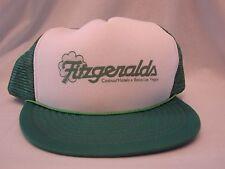 Vintage Trucker Hat Cap Fitzgeralds Casino Reno-Las Vegas Euc