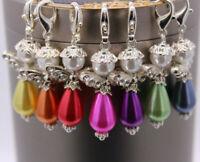 10-50 Perlen Engel Bastelsets Schutzengel Anhänger Gastgeschenk Hochzeit DIY