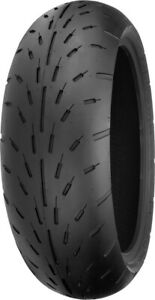 Shinko Tire 003 Stealth Rear 180/55Zr17 73W Radial 87-4007
