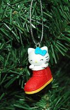 Hello Kitty Fashionable Shoe Christmas Ornament # 5