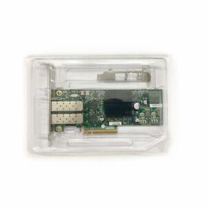 New Chelsio 10Gbps Dual Port FC/SFP PCIex8 Full Server Adapter Card CC2-N320E-SR