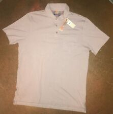 Men's Tailor Vintage Polo Shirt Large NWT