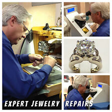 Ring Restoration Service for Gold Silver Platinum Rings make it look NEW again!