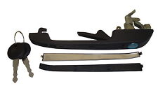Door handle Front Right w keys for VW Golf Jetta Scirocco 81-92  191837206A