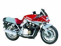 Tamiya 1/12 Motorcycle | Model Building Kits | No.65 SUZUKI GSX1100S KATANA Cust