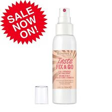 Rimmel London Insta Fix and Go Makeup Setting Spray 100 ml Dries quickly