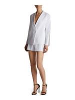 Alice + Olivia Hayes Embellished Beaded Blazer & Sherri Shorts Sold Separately