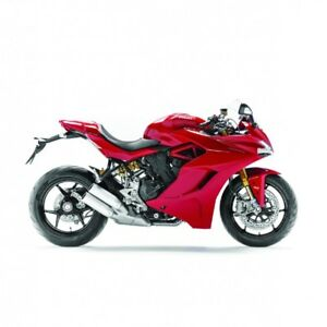 Ducati Maisto Model Motorcycle Model Supersport S Red 1:18 New