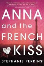 Anna and the French Kiss, Good, Perkins, Stephanie, Book