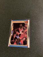 1988 Fleer Hakeem Olajuwon All Star Team