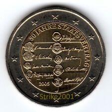 2 EURO COMMEMORATIVO AUSTRIA 2005