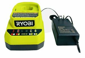 Ryobi Battery Charger OEM PCG002 Authentic 18V ONE+ Li-Ion ORIGINAL (1-3 units)