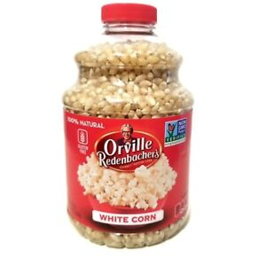 Orville Redenbacher's Original Premium White Popcorn Kernels, 30 Oz