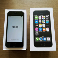 USED Apple iPhone 5s 32GB Space Gray - Factory Unlocked, Complete