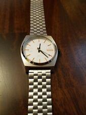 Nixon Time Teller  StarWars BB-8 Silver/Orange Wrist Watch for Unisex preowned