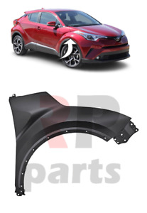 FOR TOYOTA C-HR 2017 - 2019 NEW FRONT FENDER FOR PAINTING RIGHT O/S