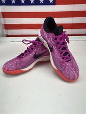 Women's Nike Air Zoom Cage 3 HC Hard Court Tennis Shoes 918199-600 Size 9.5
