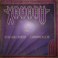 Electric Light Orchestra Olivia Newton-John  Xanadu [Vinyl LP Misprint Mispress]
