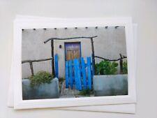 Adobe Home, NM🏡 Blank Photo Note Card w/ Envelope, Artist is Seller 🎨