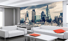 The City of London Wall Mural Photo Wallpaper GIANT DECOR Paper Poster Free Past