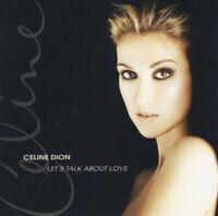 Celine Dion – Let's Talk About Love CD Album Epic 1997