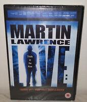 DVD MARTIN LAWRENCE - LIVE: RUNTELDAT - NUOVO NEW