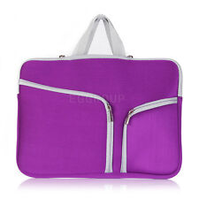 """Carry Laptop Bag Sleeve Case Cover Neoprene Pouch For 14"""" Acer HP Dell NoteBook"""