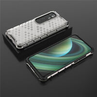 For Xiaomi Mi 10 Ultra Shockproof Airbag Clear Honeycomb Rugged Armor Case Cover