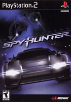 SpyHunter For PS2 Original Release Refurbished Disc Only Fast Free Ship