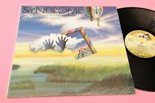 ED STARINK LP SYNDROME SEQUENCE OF 28 SYNTESIZER ORIG ITALY 1983 NM SHRINK