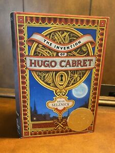 2007 ~ The Invention of Hugo Cabret ~ Brian Selznick ~ SIGNED HC DJ