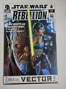 DARK HORSE Lucas Books Star Wars Rebellion #15 (2008)