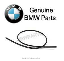 NEW BMW E30 318i 318is 325i Rear Lower Windshield Moulding Black Genuine