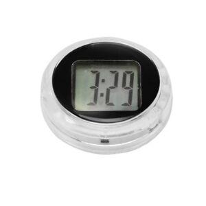 Motorcycle Stick-On Digital Clock Waterproof