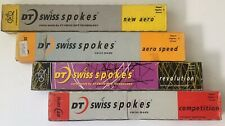 DT Swiss silver spokes & nipples in pairs - Competition, Champion and more