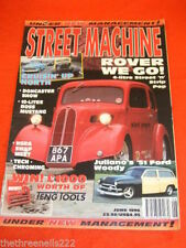 June Street Machine Transportation Magazines in English